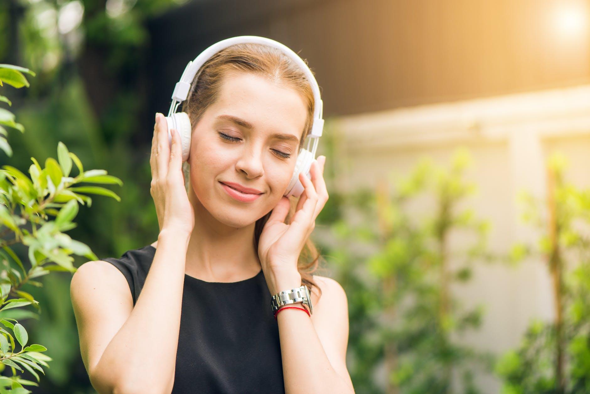 Bluetooth-Kopfhörer, Klang erleben, Stille genießen