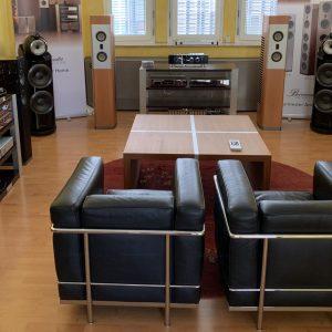 Studio 26, Musikanlagen und Multiroomkonzepte