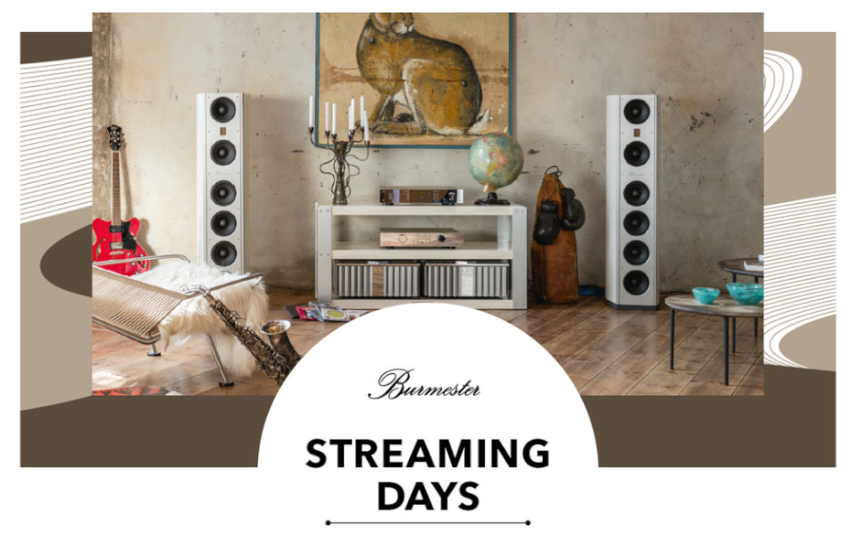 Burmester Streaming Days 2019