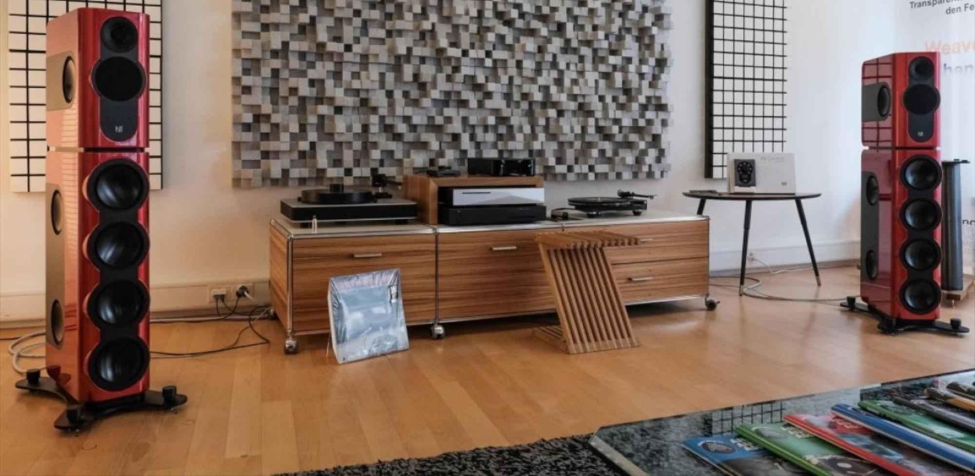 Die Kii Audio BXT im Studio 26